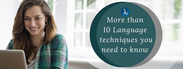 More Than 10 Language Techniques You Need to Know