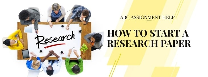 How to Start a Research Paper?