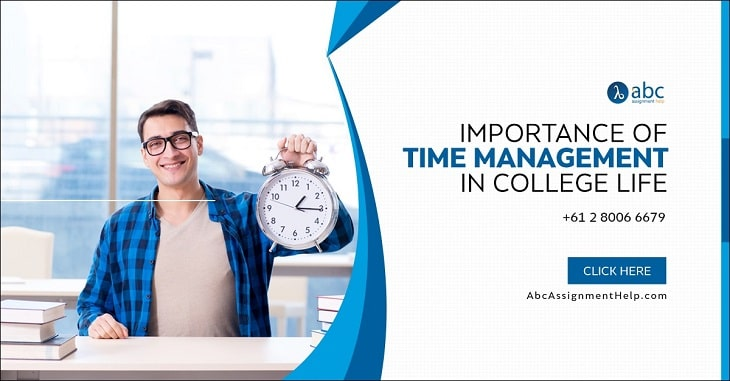 Importance of Time Management in College Life
