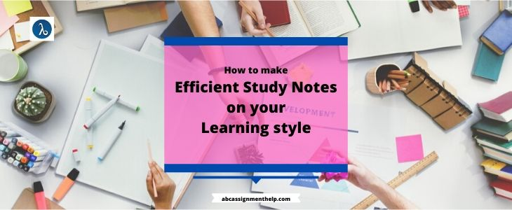 How to Make Efficient Study Notes Based on Your Learning