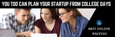 You Too Can Plan Your Start-up From College Days