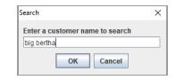 successful search