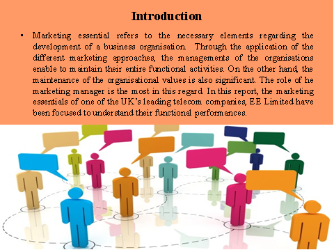 Introduction on marketing concept